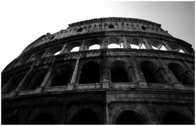 Colosseum by frk-kalbakk