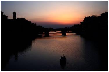 Florence Sunset by frk-kalbakk