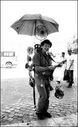 One Man Band by frk-kalbakk