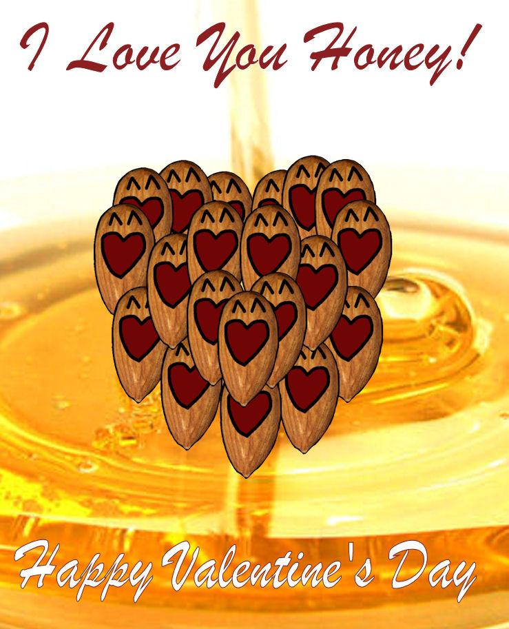 Wallpaper I Love You Honey : I Love You Honey by zabadoohp on DeviantArt