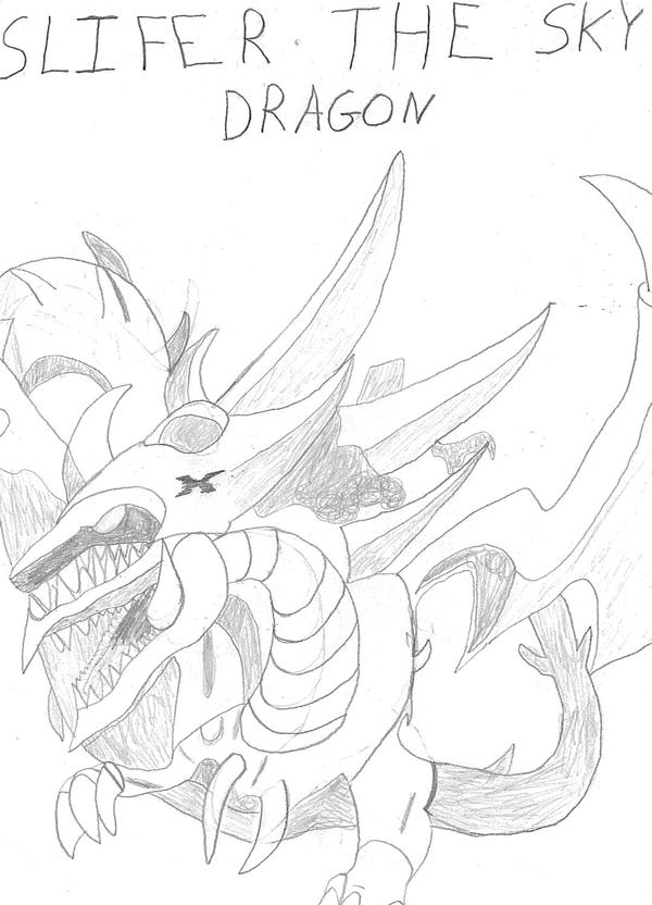 Slifer The Sky Dragon By Zabadoohp On Deviantart
