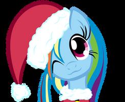 Merry Little Rainbow Dash by Soohable