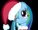 Merry Little Rainbow Dash