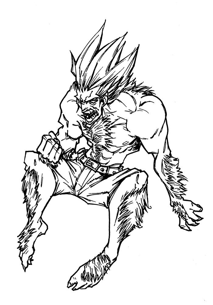 blanka by vincent-grey