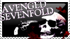 Avenged Sevenfold stamp2 -grey by dark-dragon-wings