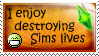 sims lives by dark-dragon-wings
