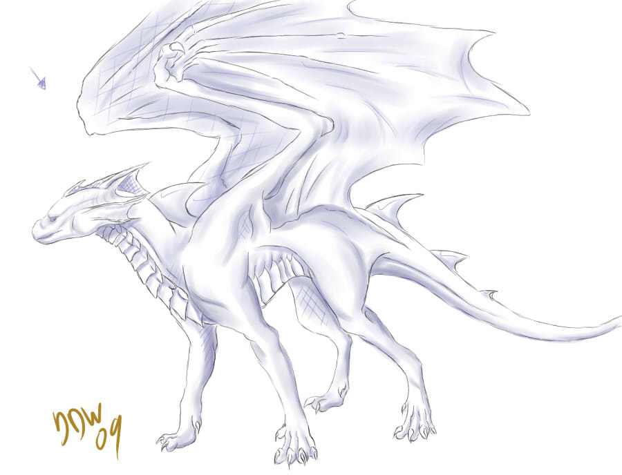 Wings Of Fire Electric Dragon Coloring Pages