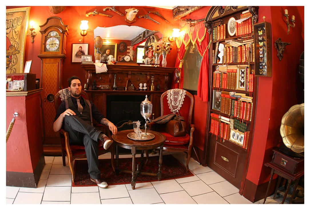 me at the museum of madness by sebe on deviantart. Black Bedroom Furniture Sets. Home Design Ideas