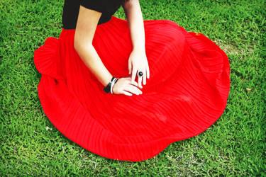 Ripples of Crimson by shakina-razale