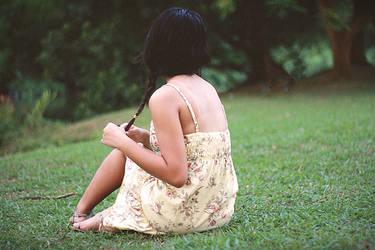 Waiting by shakina-razale