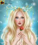 Winter Queen by TaroTram