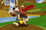 Favorite Characters 14: Banjo and Kazooie