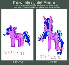 Draw this Again [MEME]