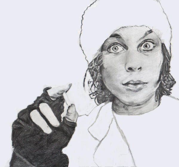 Mr Valo WIP by Horsissa