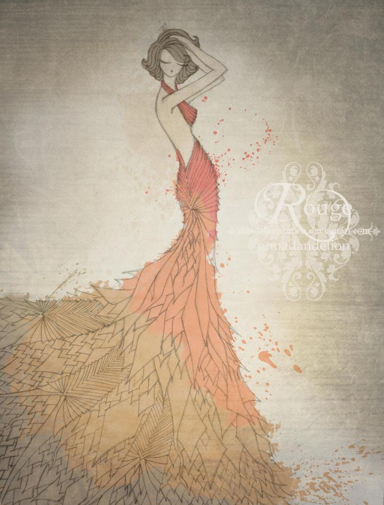 Rouge by dandelioncorona