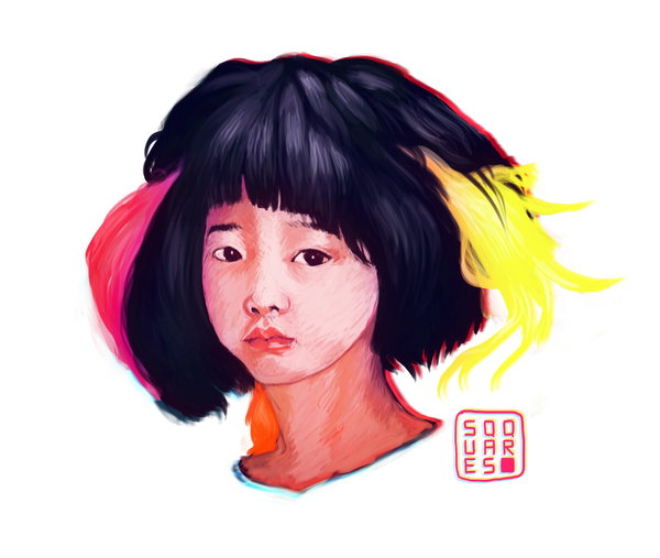Little China Girl by dandelioncorona