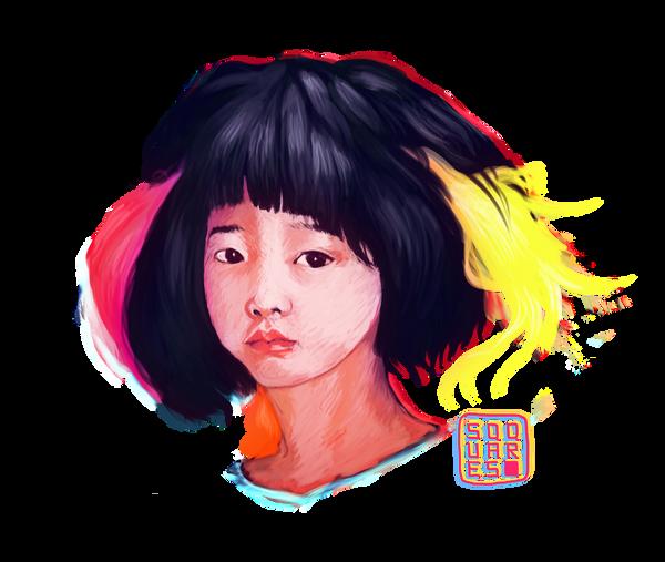 Little China Girl by dandelioncorona