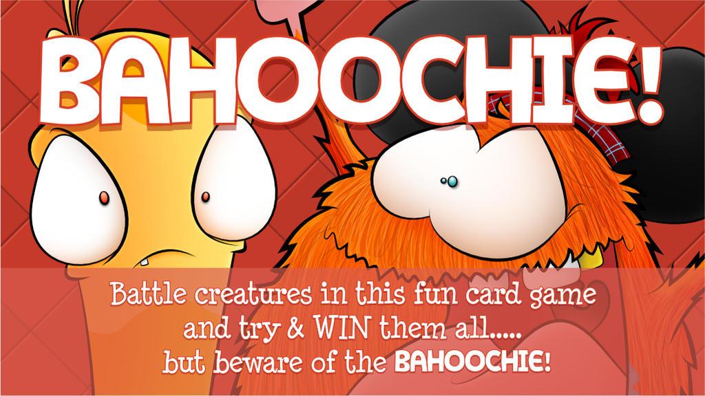 BAHOOCHIE! by ikaruscrow