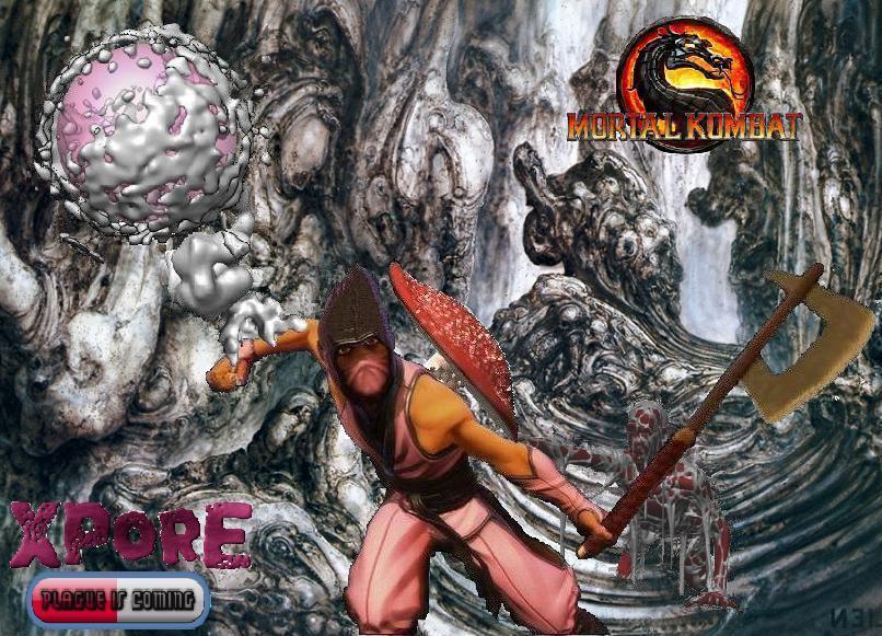 Xpore (Mortal Kombat)