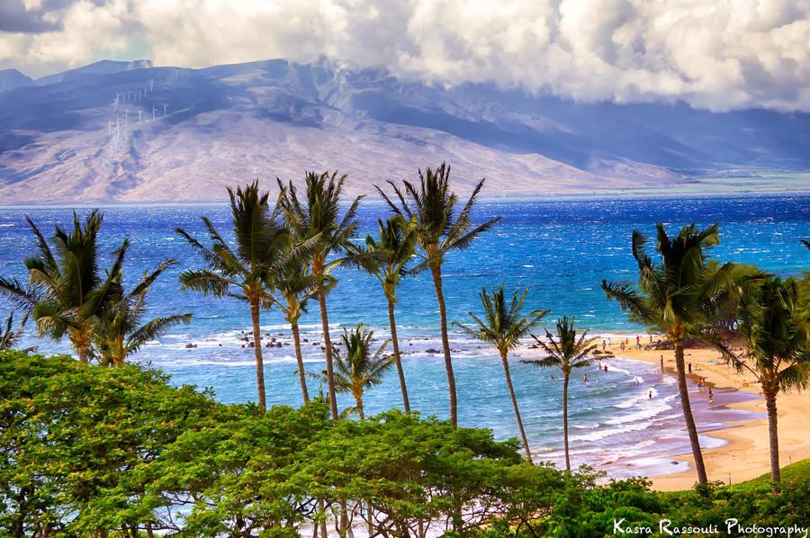 Maui Colors by KasraRassouli