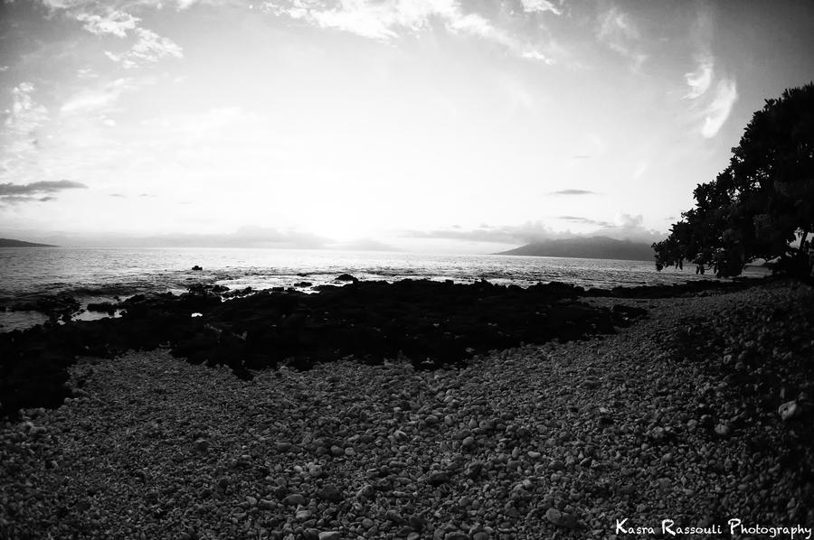 Oceanside Maui by KasraRassouli
