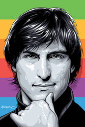 Steve Made Possible By Jobs by meltendo