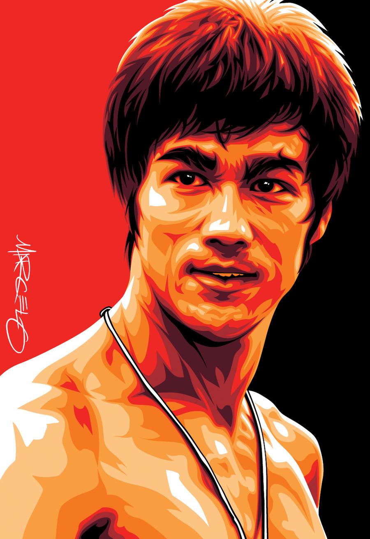 Bruce Lee Deviant Wwwtopsimagescom