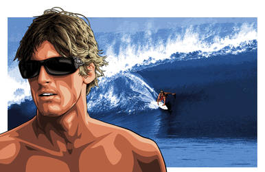 2007 Oakley Ad 1 of 22: Bruce Irons by meltendo