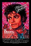 Michael Jackson The Immortal Poster Art