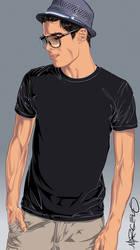 Tee Shirt Model Art