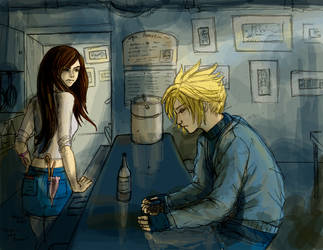 Then drink in your room. by Seimei