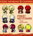 FREE! ARABIAN CHARMS