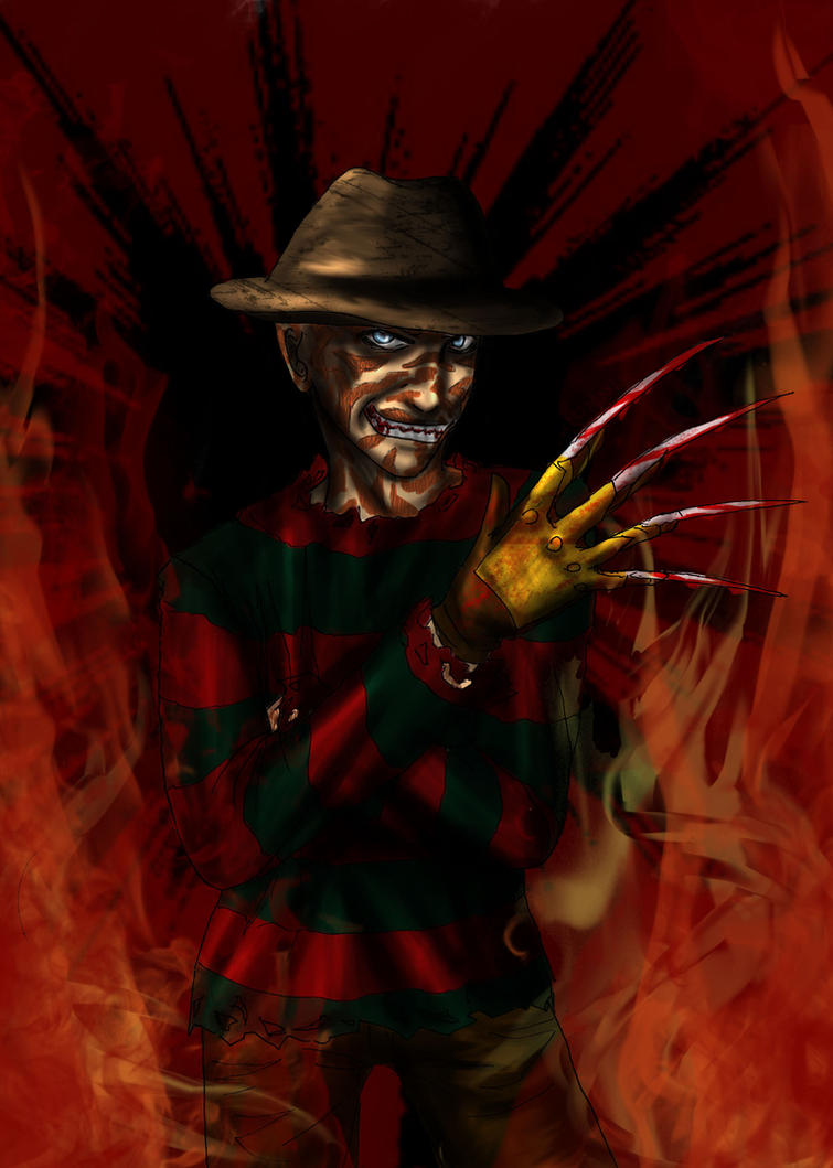 Come to Freddy... by TyrineCarver