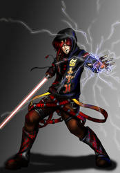 Modern Day Sith by TyrineCarver