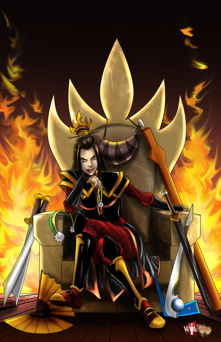 The Inferno King _ Cover 1 by TyrineCarver