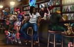 Happy Hour by TyrineCarver