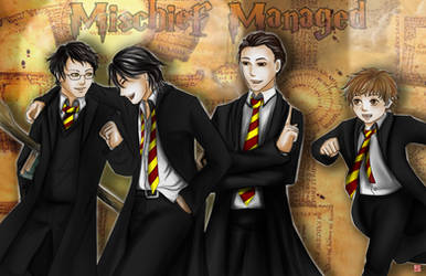 The Marauders by TyrineCarver