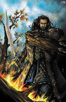 Oakenshield by TyrineCarver