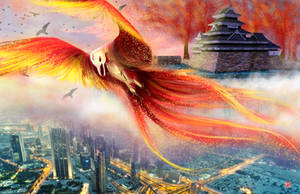 Matsumoto Phoenix by TyrineCarver