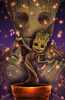 We Are Groot by TyrineCarver
