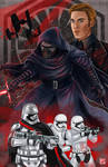 Star Wars VII - The First Order
