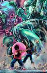 Steven Universe - Fusion Battle