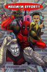 Deadpool - 4th Wall