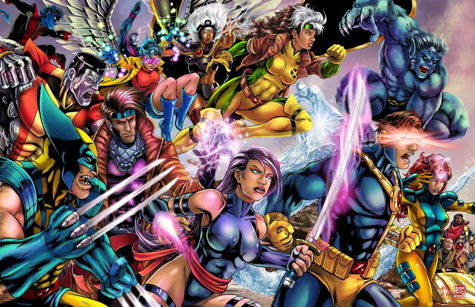 90s x men comic wallpaper - photo #9