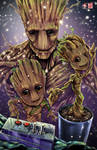 We Are Groot (2017 Update)