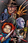 The Kings of Horror by TyrineCarver