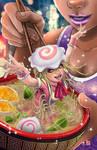 Ramen Fairy by TyrineCarver