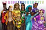 Pride in Diversity by TyrineCarver