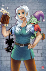 Disenchantment by TyrineCarver