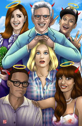 The Good Place by TyrineCarver